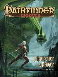 Pathfinder L'Injonction du dragon