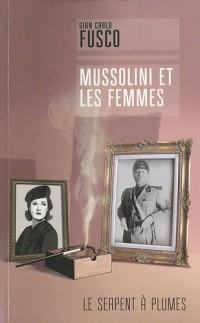 Mussolini et les femmes