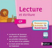 Lecture CP - Cle Usb