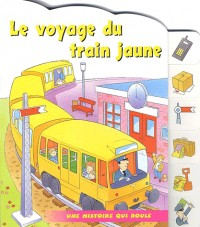Le voyage du train jaune