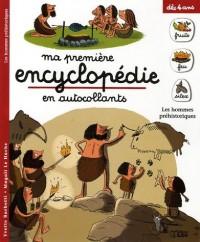 Les hommes préhistoriques : Dès 4 ans