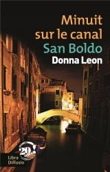 Minuit sur le canal San Boldo [Gros caractères]
