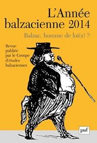 L'Annee Balzacienne 2017 N  18-T1