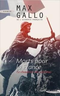 Morts pour la France : Le chaudron des sorcères (1913-1915)