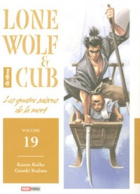 Lone Wolf & Cub, Tome 19 : Les quatre saisons de la mort
