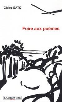 Foire aux poèmes