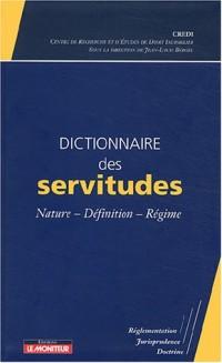 Dictionnaire des servitudes