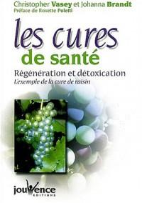Les cures de santé : Régénération et détoxication, l'exemple de la cure de raisin