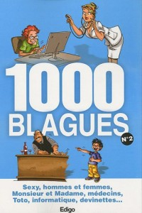 1000 blagues : Tome 2