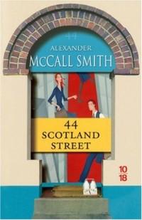 Les Chroniques d'Edimbourg, Tome 1 : 44 Scotland Street
