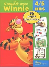 S'amuser avec Winnie, 4-5 ans