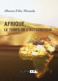 Afrique, Le temps de l'autocritique