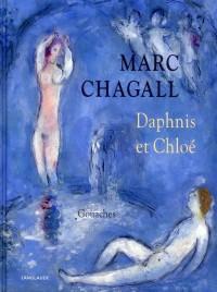 Chagall Daphnis et Chloe