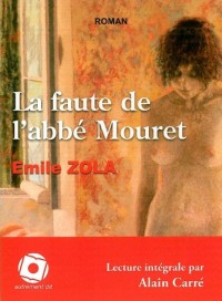 La faute de l'abbé Mouret (1CD audio MP3)