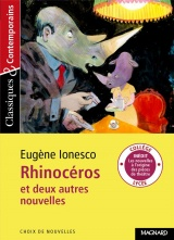 Rhinocéros et deux autres nouvelles [Poche]