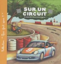 Sur un circuit de course