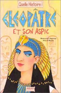 Cléopâtre et son aspic