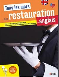 Maîtriser tous les mots de la restauration en anglais