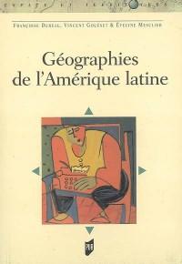 Géographies de l'Amérique latine
