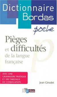 Pièges et difficultés de la langue française
