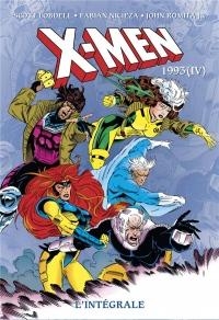 X-Men Intégrale T35 1993 IV