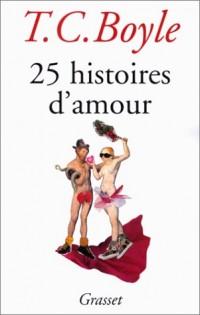 25 histoires d'amour