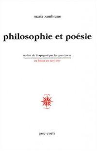 Philosophie et poésie (livre non massicoté)