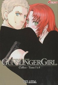 Gunslinger Girl : Coffret 4 volumes : Tome 5 à 8