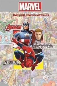 Marvel : mon petit cherche et trouve