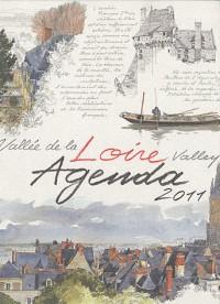 Vallee de la Loire Agenda 2011. Petit Fo