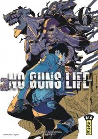 No Guns life, tome 6