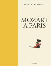 Mozart a Paris - Grand Format Nb