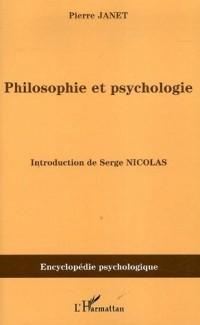 Philosophie et psychologie