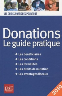 Donations : Le guide pratique