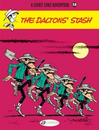 Lucky Luke - tome 58 The Dalton's Stash (58)