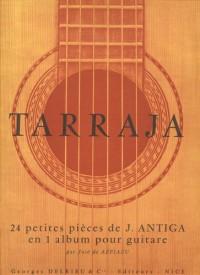 Tarraja - 24 Petites pièces en un album