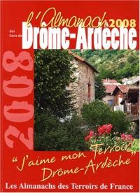 Almanach des Gens de Drome-Ardeche 2008