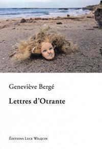 Lettres d'Otrante