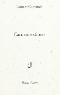 Carnets Extimes