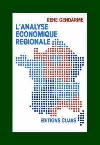 L'analyse économique régionale