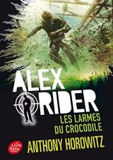 Alex Rider - Tome 8 - Les larmes du crocodile [Poche]