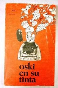 Oski en su tinta