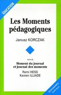 Les Moments pédagogiques : Suivi de Moment du journal et journal des moments