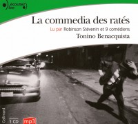 La Commedia des Rates CD