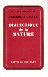 Dialectique de la nature