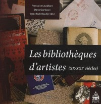Bibliothèques d'artistes : (XX-XXIe siècles)