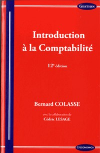 Introduction a la Comptabilite, 12e ed.