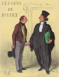 Les gens de justice