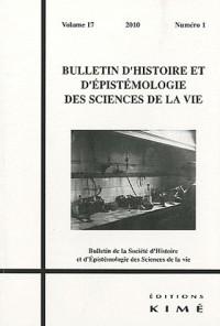 Bulletin d'histoire et d'épistémologie des sciences