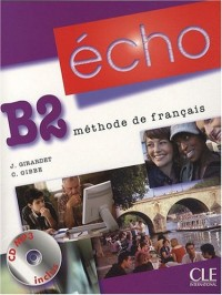 Echo B2 : Méthode de français (1CD audio MP3)